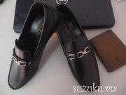 Ảnh số 34: Giày lười Burberry 02 - Giá: 300.000