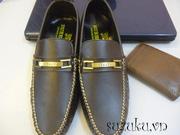 Ảnh số 40: Giày lười Burberry 01 - Giá: 300.000