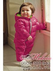 Ảnh số 8: BD502 Body phao 3 lớp cực ấm cho bé 3 tháng - 2,5 tuổi khoảng 6 - 13 cân - Giá: 270.000