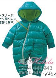 Ảnh số 18: BD502 Body phao 3 lớp cực ấm cho bé 3 tháng - 2,5 tuổi khoảng 6 - 13 cân - Giá: 270.000