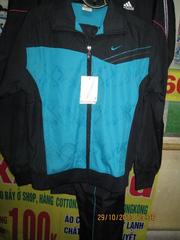 Ảnh số 17: thiên  long 50 hàng gà bộ thể thao nam,áo khoác ,áo nỉ,áo gió,quần thể thao - Giá: 320.000