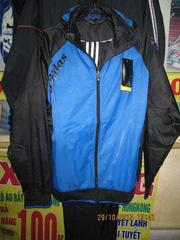 Ảnh số 21: thiên  long 50 hàng gà bộ thể thao nam,áo khoác ,áo nỉ,áo gió,quần thể thao - Giá: 320.000