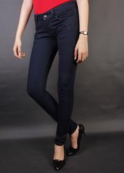 Ảnh số 13: Jeans Xanh Chàm - Giá: 270.000