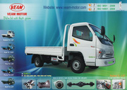 Ảnh số 5: Xe tải xe ben Veam  - Giá: 126.000.000