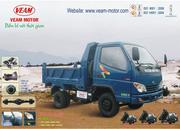 Ảnh số 4: Xe tải ben Veam 1.5 tấn - Giá: 231.000.000