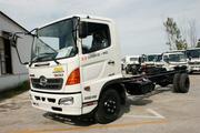 Ảnh số 1: xe tải Hino 9 tấn thùng dài 7.7 mét - Giá: 1.190.000.000
