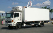 Ảnh số 2: xe tải Hino 9 tấn thùng dài 7.7 mét - Giá: 1.190.000.000