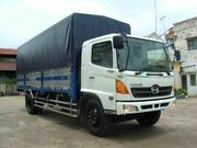 Ảnh số 4: Xe tải Hino 9 tấn thùng dài 8.7 mét - Giá: 1.225.000.000