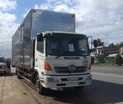 Ảnh số 6: Xe tải Hino 9 tấn thùng dài 8.7 mét - Giá: 1.225.000.000