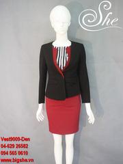 Thời trang cho người béo và phụ nữ sau sinh Thời trang BigShe  Áo vest