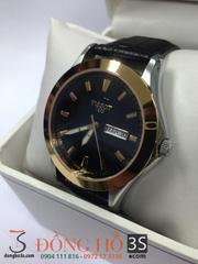 Ảnh số 12: Đồng hồ Tissot dây da - Giá: 800.000