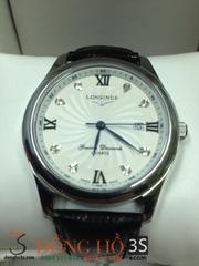 Ảnh số 15: Đồng hồ Longines dây da - Giá: 650.000
