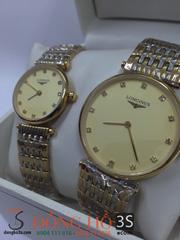 Ảnh số 20: Đồng hồ Longines đôi - Giá: 1.200.000