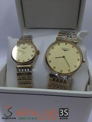 Ảnh số 21: Đồng hồ Longines đôi - Giá: 1.200.000