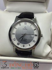 Ảnh số 33: Đồng hồ Omega dây da - Giá: 600.000