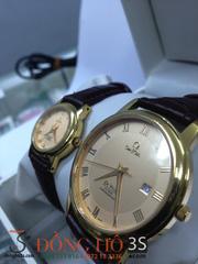 Ảnh số 35: Đồng hồ Omega dây da đôi - Giá: 1.200.000