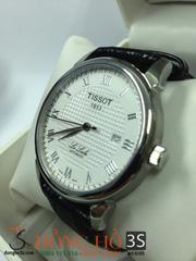 Ảnh số 70: Đồng hồ Tissot mặt trắng - Giá: 600.000