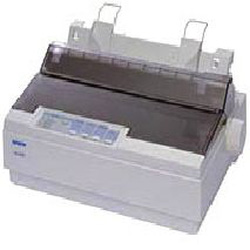 Ảnh số 1: Máy in kim Epson LQ 300+II - Giá: 4.500.000