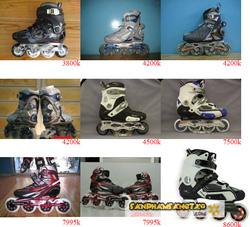 ?nh s? 7: Giày trượt ba tanh pa tanh pa tin ba tin giày truot cao cap gia re nhat Ha Noi - Giá: 790.000