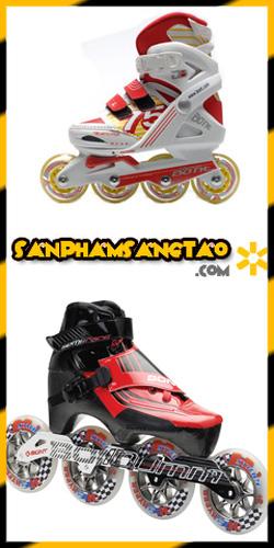 ?nh s? 11: Giày trượt ba tanh pa tanh pa tin ba tin giày truot cao cap gia re nhat Ha Noi - Giá: 790.000