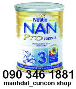 Ảnh số 1: Sữa NAN Số 3 - Giá: 560.000