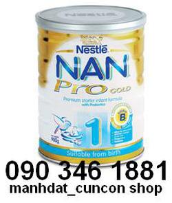 Ảnh số 3: Sữa NAN Số 1 - Giá: 560.000