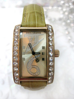 Ảnh số 36: Đồng hồ nữ Paco Rabanne - Giá: 4.800.000