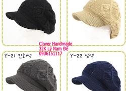 Ảnh số 78: mũ len - Giá: 120.000
