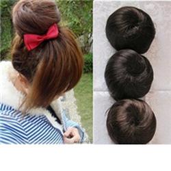 Ảnh số 4: tóc búi xoáy - Giá: 160.000
