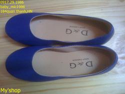 Ảnh số 15: Giày búp bê - Giá: 85.000