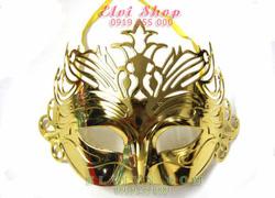 Ảnh số 2: Mặt nạ hóa trang màu vàng HL01 - Giá: 60.000