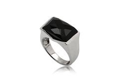 Ảnh số 47: Nhẫn nam, nhẫn burberry style, măng séc bạc mặt đá quý cài tay áo sơ mi (đã bán) - Giá: 590.000