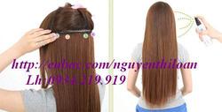 Ảnh số 67: tóc kẹp thẳng - Giá: 320.000