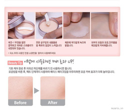 Ảnh số 13: The style art designing pore cover balm. - Giá: 300.000