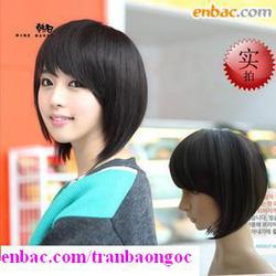 Ảnh số 67: Tóc bộ có da đầu Hàn quốc - Giá: 600.000