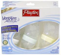 Ảnh số 43: BÌnh Playtex cổ rộng lớn - Giá: 160.000