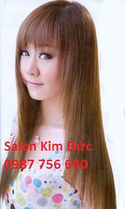 Ảnh số 80: tóc ép - Giá: 650.000