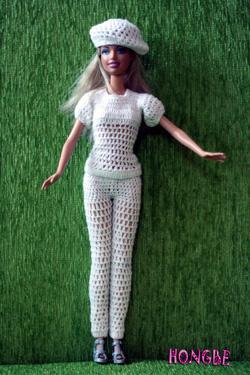 Ảnh số 9: M05 - Bộ quần áo trắng - Giá: 100.000