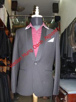 ?nh s? 85: vest cổ tròn đen - Giá: 2.500.000