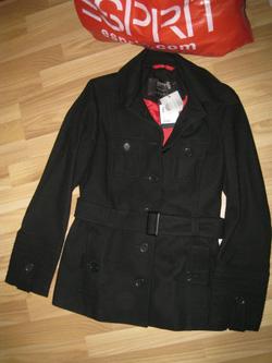 Ảnh số 7: Em áo dạ Spirit size 34 = size M giá lúc mua 199.50$ = 4.050.000VNĐ, mặc vài lần rồi nhg vẫn gần như mới, em thanh lý với giá 1.6tr - Giá: 1.600.000