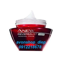 Ảnh số 79: Kem dưỡng da giúp cải thiện vết nhăn ban đêm Anew Reversalist Night 30g (1504) - Giá: 269.000