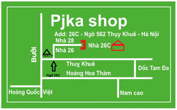 Ảnh số 100: pjkashop.com - Giá: 280.000