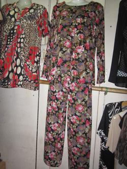 Ảnh số 91: bộ đồ hoa cotton xịn - Giá: 450.000