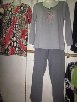 Ảnh số 94: bộ đồ cotton chất đẹp - Giá: 450.000