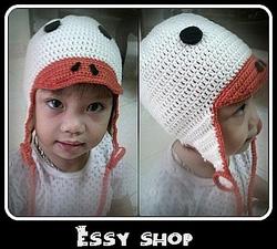 ?nh s? 2: Mũ móc trẻ em - Giá: 1.000