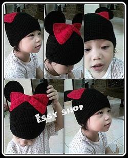 ?nh s? 5: Mũ móc trẻ em - Giá: 1.000