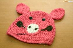 ?nh s? 27: Mũ móc trẻ em - Giá: 1.000