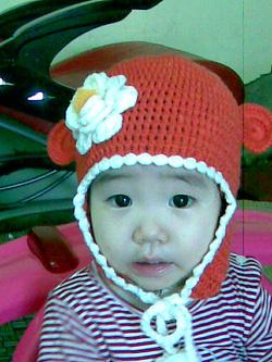 ?nh s? 70: Mũ móc trẻ em - Giá: 1.000