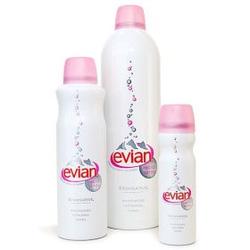 Ảnh số 89: Xịt khoáng Evian 300ml - Giá: 250.000