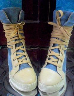 Ảnh số 17: giầy combat boot - Giá: 350.000
